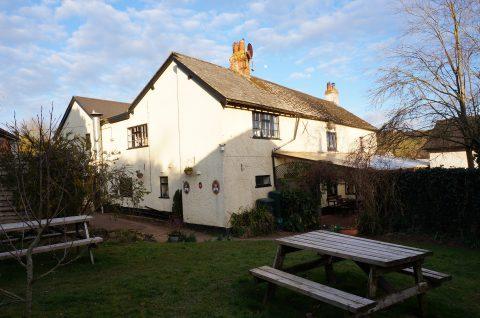 PRICE REDUCTION: The Butterleigh Inn, Butterleigh, Devon