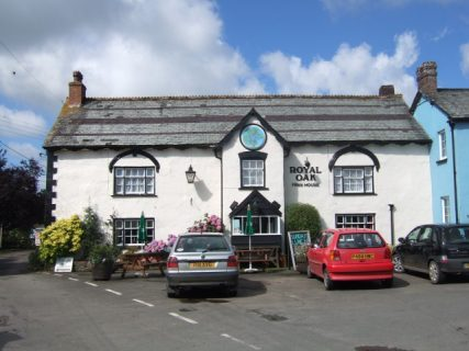 The Royal Oak, Dolton Mid Devon SOLD