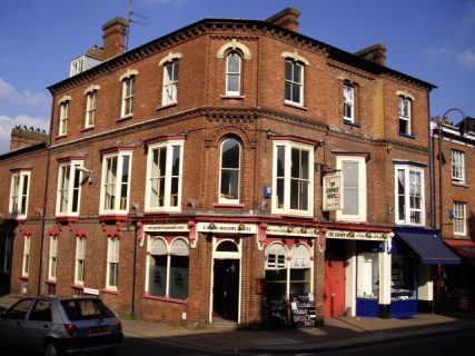 Grade II Listed freehold in Crediton, Devon SOLD