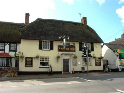 Exeter Inn Newton Poppleford East Devon SOLD