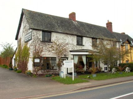 The Coachmans Restaurant, Broadclyst,  Exeter SOLD