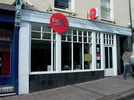 Pasta Porto, Fore Street, Exeter SOLD