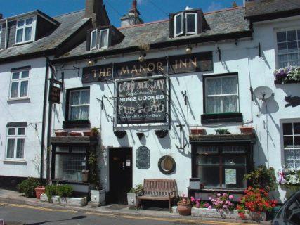 The Manor Inn, Brixham, Devon SOLD