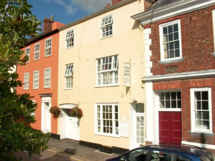 The Angel Guest House, Tiverton, SOLD