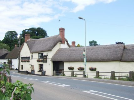 The New Inn, Sampford Courtenay, Devon SOLD
