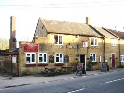 The Rose and Crown, Bower Hinton, Somerset, SOLD