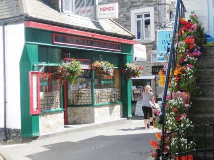 Pepe's Restaurant East Looe Sold