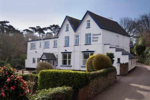 Hansard House, Busleigh Salterton, East Devon SOLD