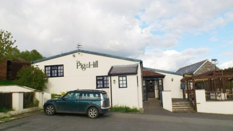 The Pig on the Hill, Pusehill, Westward Ho! North Devon SOLD