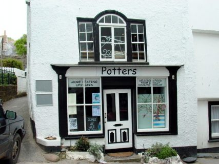 Potters, Port Isaac, Cornwall SOLD