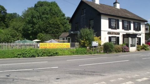 Avon Inn, Avonwick, South Brent SOLD
