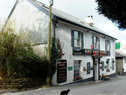 The Red Lion, Oakford, Nr Tiverton, SOLD
