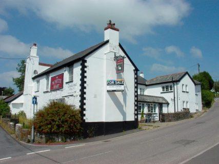 White Hart, Bratton Fleming, North Devon, SOLD