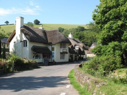 The Royal Oak, Winsford, Exmoor SOLD