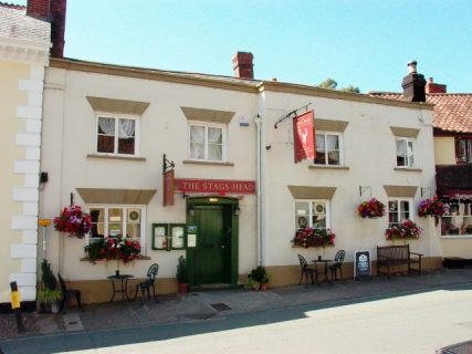 Stags Head Inn, Dunster, SOLD