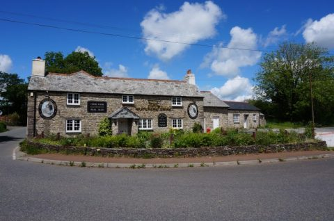 The Butchers Arms St Ive, Nr Liskeard SOLD