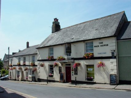 The Pack Horse Inn, South Brent, Dartmoor SOLD