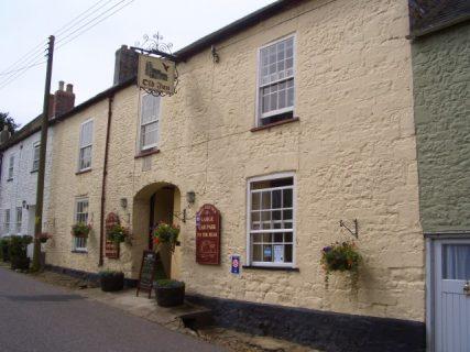 The Old Inn, Hawkchurch, Axminster, East Devon, SOLD