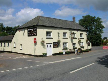 The Crossways Inn, Folly Gate, Okehampton, Devon SOLD