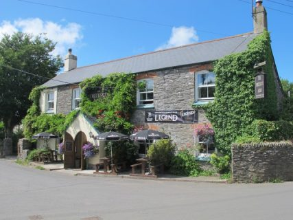 The Fortescue Arms, East Allington,Nr Totnes SOLD