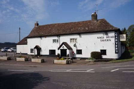 The Nags Head Tavern, Thornfalcon, Nr Taunton, Somerset SOLD