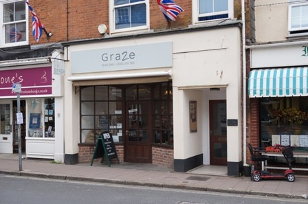 SOLD: Graze, Sidmouth, Devon