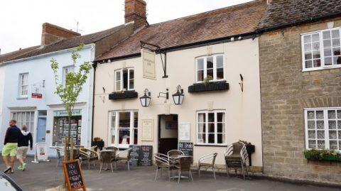 SOLD: The Woodman, Bridport, Dorset