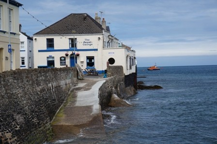 The Royal George, Appledore, North Devon – SOLD