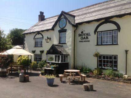 The Royal Oak, Dolton, Devon – SOLD