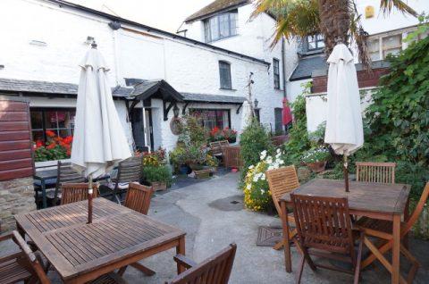 The Courtyard, Looe, Cornwall – SOLD