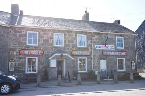 The Mexico Inn, Longrock, Penzance, Cornwall – SOLD