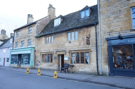 Martha's Coffee House, Moreton-in-Marsh, Gloucestershire – SOLD