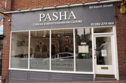 Pasha Restaurant, Exeter – SOLD