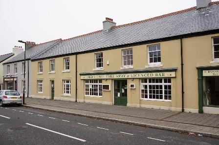 SOLD: Cafe & Restaurant, Princetown, Dartmoor