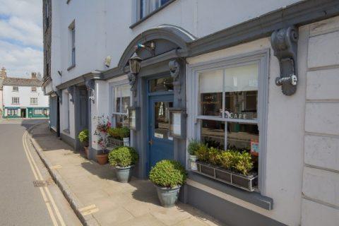 SOLD: Moorish Restaurant, Ashburton, Devon