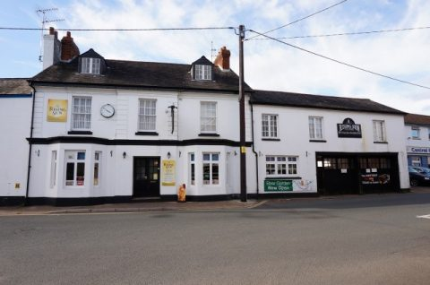 PRICE REDUCTION: The Rising Sun Inn, Sidford, Devon