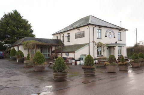 SOLD: Lymington Arms, Lama Cross, Wembworthy, Devon