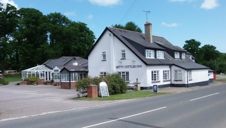 SOLD: Betty Cottles Inn, Nr Okehampton, Devon