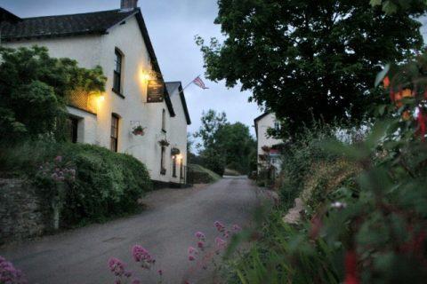 FOR SALE: The Butterleigh Inn, Butterleigh, Devon