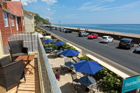 SOLD: Mariners Beachside B&B and Apartments, Seaton, Devon