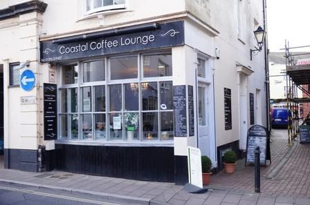SOLD: Coastal Coffee Lounge, Sidmouth