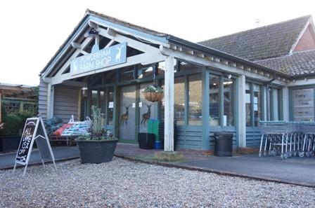 SOLD: Powderham Farm Shop, Kenton, Nr Exeter, Devon