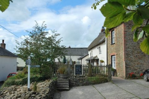 PRICE REDUCTION: The New Inn, Roborough, Winkleigh, Devon