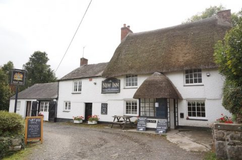 SOLD: The New Inn, Manaccan, Nr Helston, Cornwall