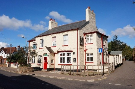 SOLD: The Holly Tree, Exmouth, Devon