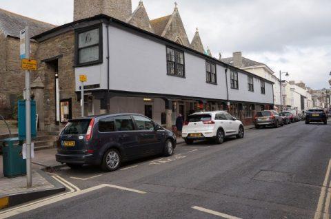 SOLD: The Fat Monkey, Kingsbridge, Devon