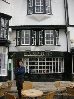 Hansons Restaurant, Exeter SOLD