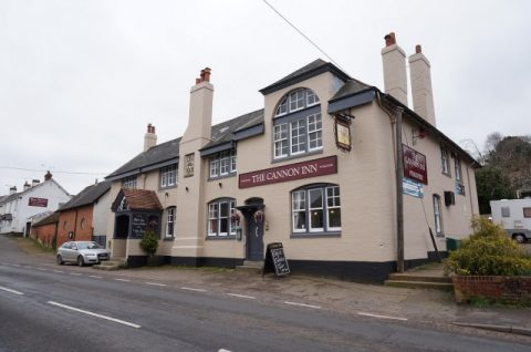 FOR SALE: The Cannon Inn, Newton Poppleford, Devon