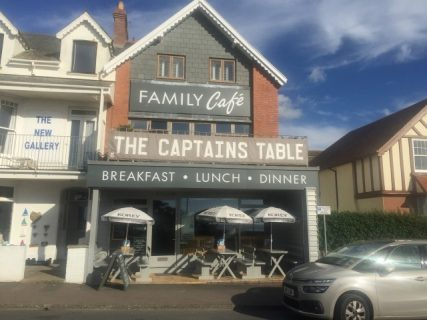 SOLD: The Captain's Table, Woolacombe, Devon