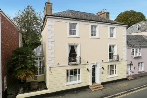 SOLD: 79 East Street, Ashburton, Devon